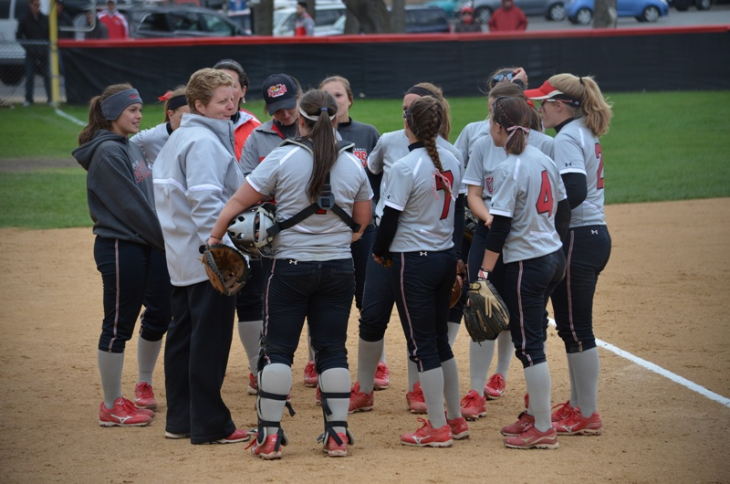 30th SXU Softball CCAC Softball Tournament 5/4/14 Photo