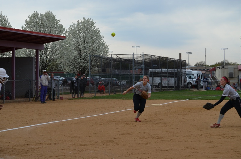 31st SXU Softball CCAC Softball Tournament 5/4/14 Photo