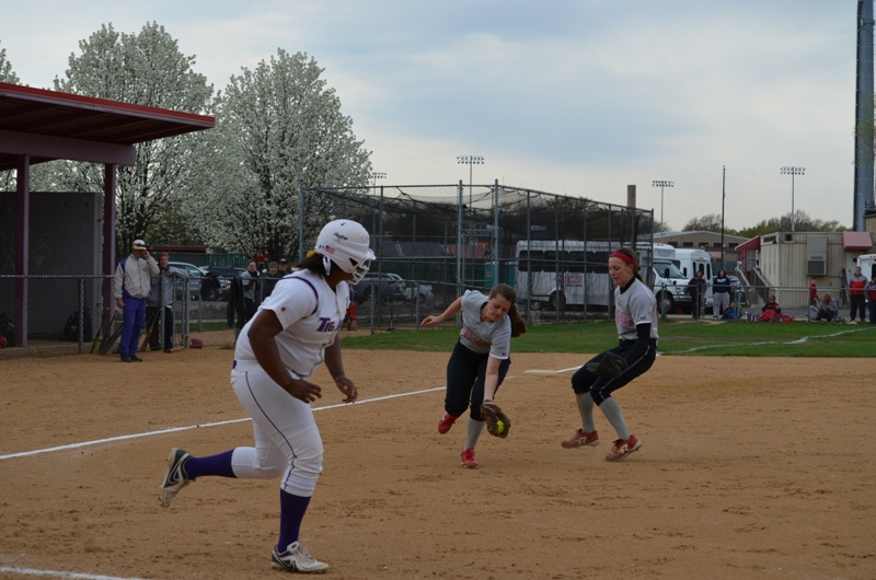 33rd SXU Softball CCAC Softball Tournament 5/4/14 Photo