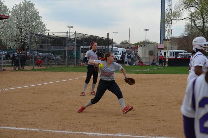 34th SXU Softball CCAC Softball Tournament 5/4/14 Photo