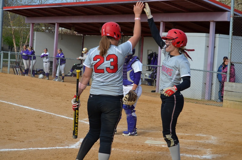 41st SXU Softball CCAC Softball Tournament 5/4/14 Photo