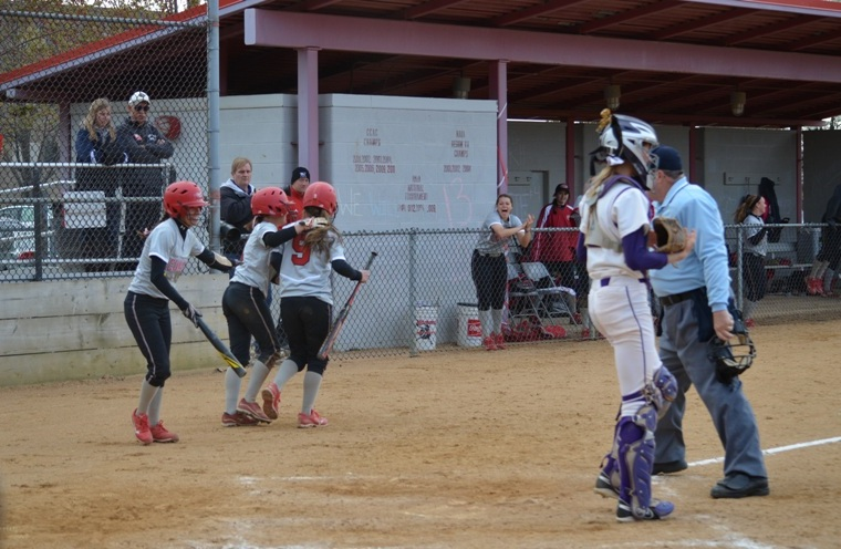 45th SXU Softball CCAC Softball Tournament 5/4/14 Photo
