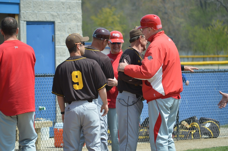 35th CCAC Baseball Tournament 5/6/14 Photo
