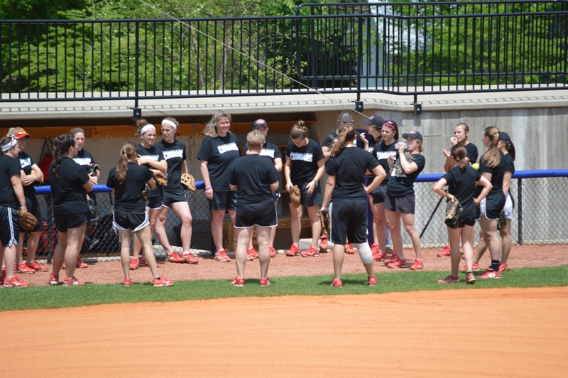 5th Day One of SXU Softball's Trip to Columbia, Ky. Photo