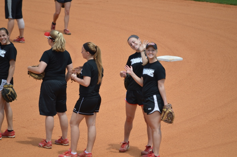 6th Day One of SXU Softball's Trip to Columbia, Ky. Photo