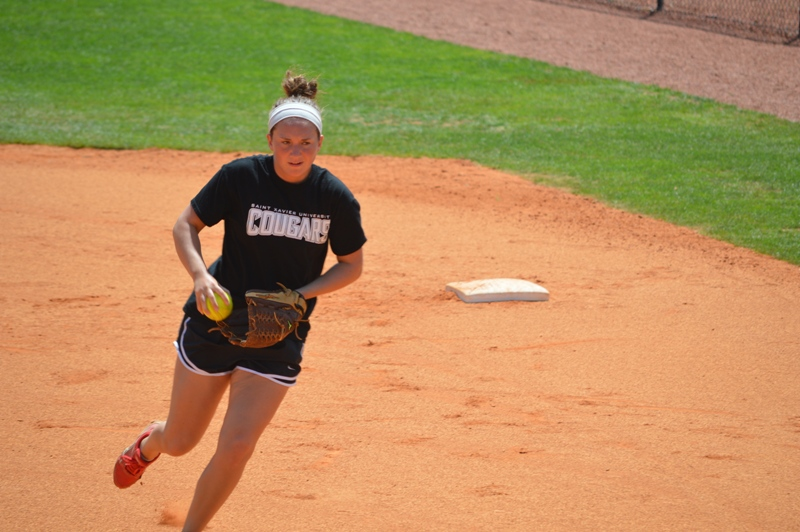 11th Day One of SXU Softball's Trip to Columbia, Ky. Photo