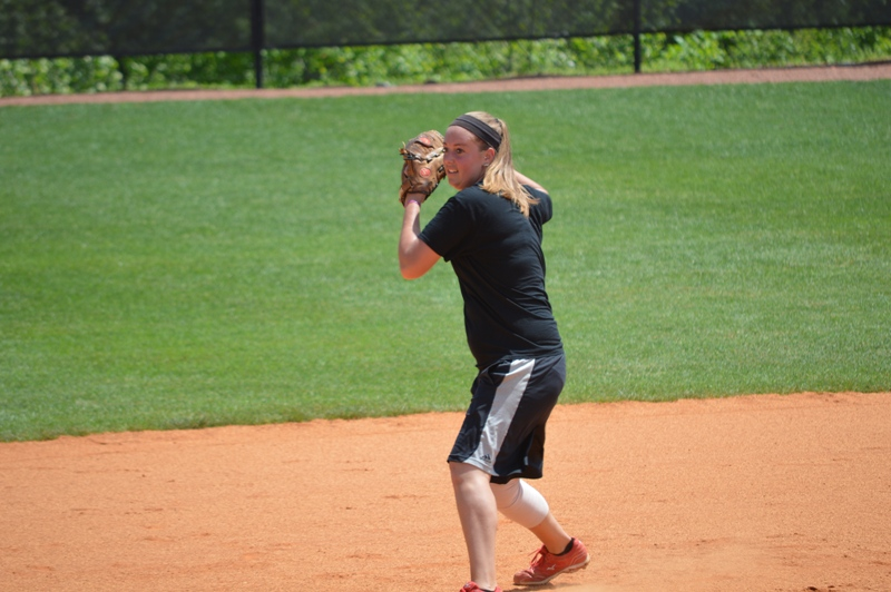 12th Day One of SXU Softball's Trip to Columbia, Ky. Photo