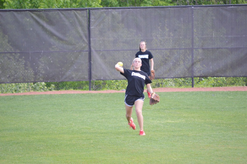 17th Day One of SXU Softball's Trip to Columbia, Ky. Photo