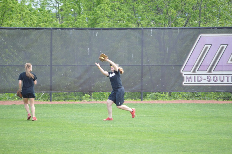 19th Day One of SXU Softball's Trip to Columbia, Ky. Photo