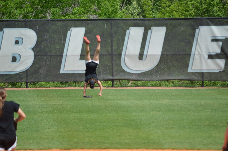 28th Day One of SXU Softball's Trip to Columbia, Ky. Photo
