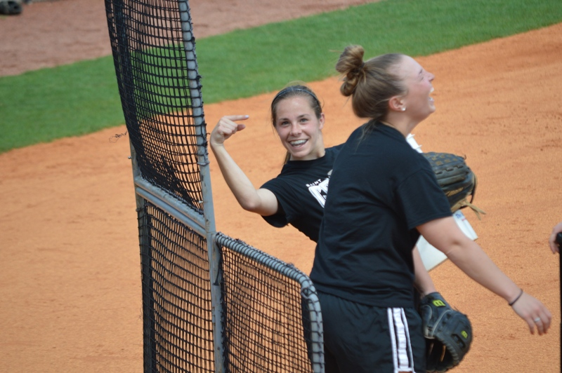 29th Day One of SXU Softball's Trip to Columbia, Ky. Photo