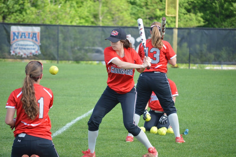 Day Two of SXU Softball's Trip to Columbia, Ky. - Photo 11