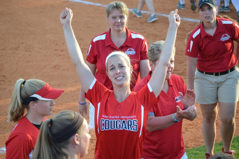 Day Two of SXU Softball's Trip to Columbia, Ky. - Photo 41