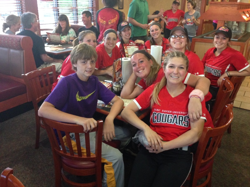 Day Two of SXU Softball's Trip to Columbia, Ky. - Photo 43