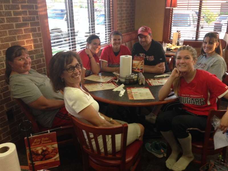 Day Two of SXU Softball's Trip to Columbia, Ky. - Photo 45