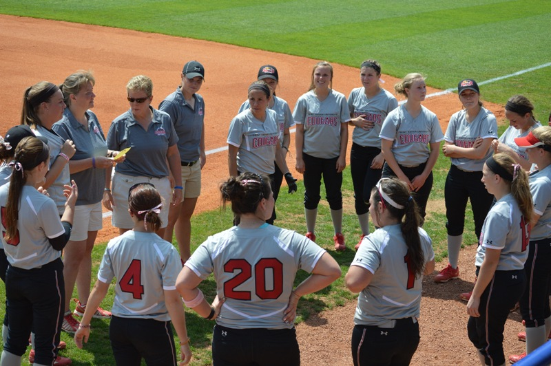 Day Three of SXU Softball's Trip to Columbia, Ky. - Photo 1