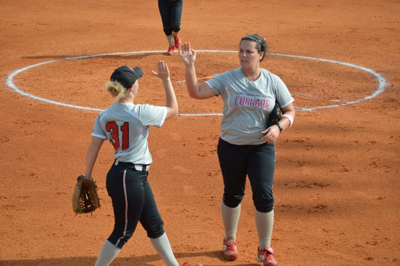 Day Three of SXU Softball's Trip to Columbia, Ky. - Photo 24