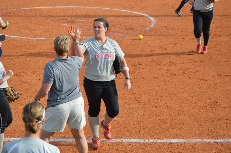 Day Three of SXU Softball's Trip to Columbia, Ky. - Photo 36