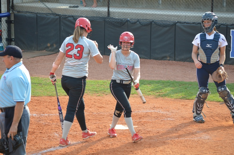 Day Three of SXU Softball's Trip to Columbia, Ky. - Photo 38