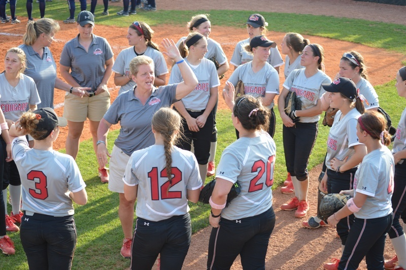 Day Three of SXU Softball's Trip to Columbia, Ky. - Photo 47