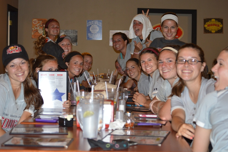Day Three of SXU Softball's Trip to Columbia, Ky. - Photo 48