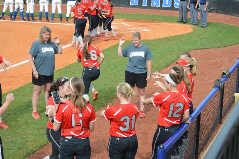 2nd Day Four of SXU Softball's Trip to Columbia, Ky. Photo