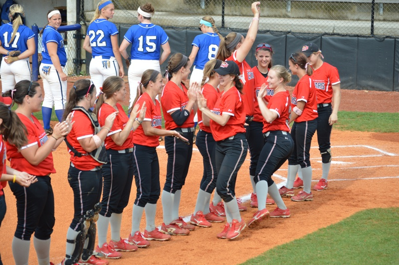 4th Day Four of SXU Softball's Trip to Columbia, Ky. Photo