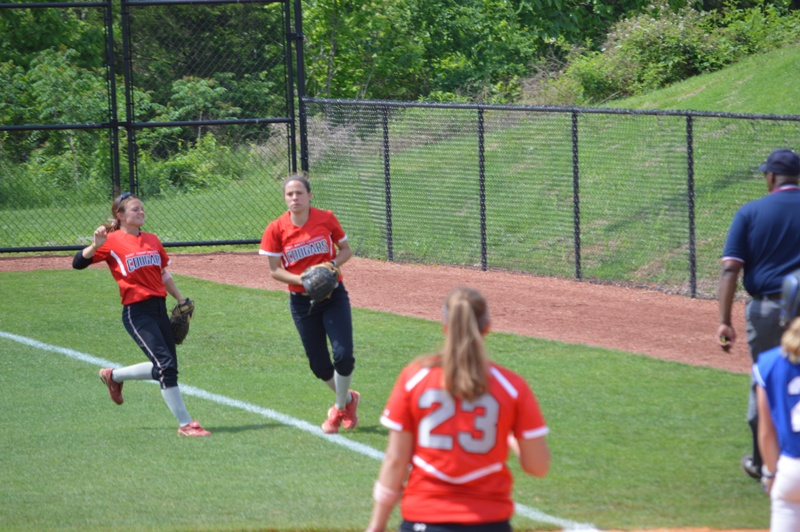 39th Day Four of SXU Softball's Trip to Columbia, Ky. Photo