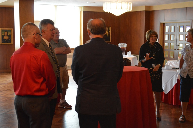 3rd Coach Mike Dooley's Retirement Reception Photo