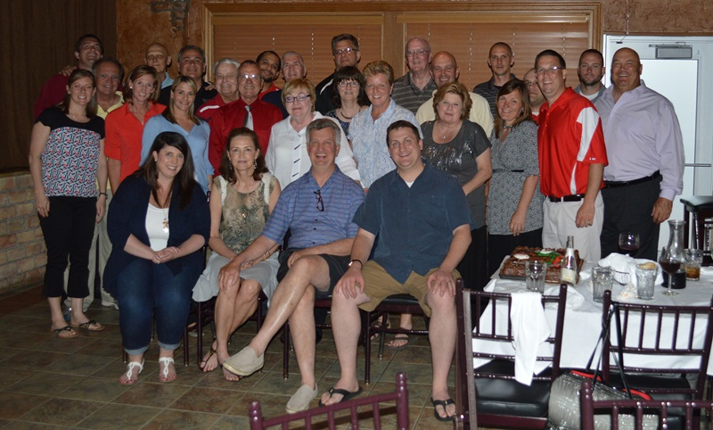 32nd Coach Mike Dooley's Retirement Reception Photo