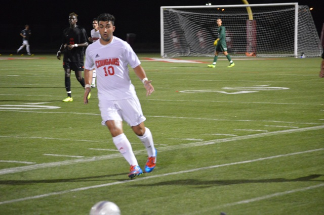 SXU Men's Soccer vs Rio Grande (Ohio) - 8/22/14 - Photo 2