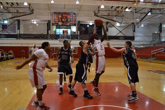 13th Saint Xavier vs. Holy Cross (Ind.) Photo