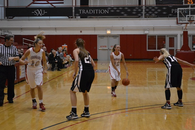Saint Xavier vs. Indiana University-South Bend  - Photo 4