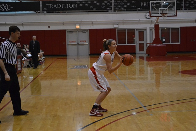 Saint Xavier vs. Indiana University-South Bend  - Photo 6