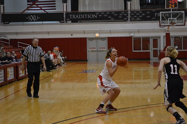 Saint Xavier vs. Indiana University-South Bend  - Photo 17