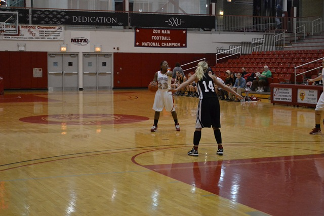 Saint Xavier vs. Indiana University-South Bend  - Photo 27