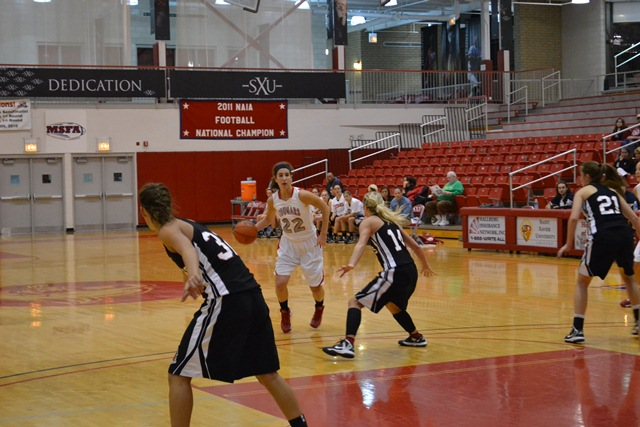 Saint Xavier vs. Indiana University-South Bend  - Photo 28