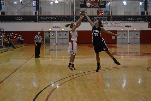 Saint Xavier vs. Indiana University-South Bend  - Photo 29