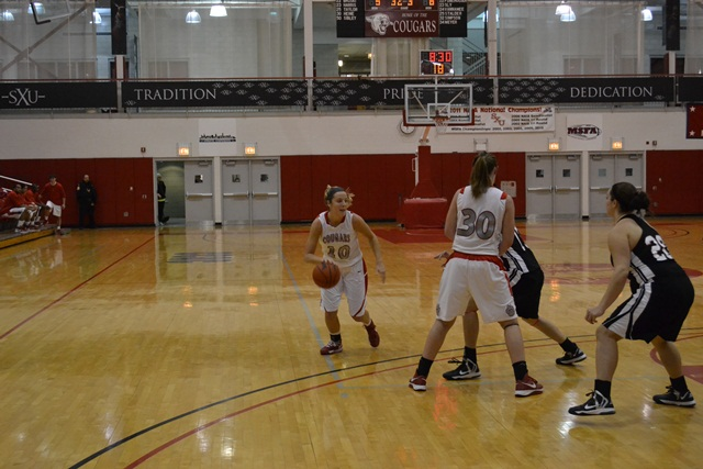 Saint Xavier vs. Indiana University-South Bend  - Photo 31