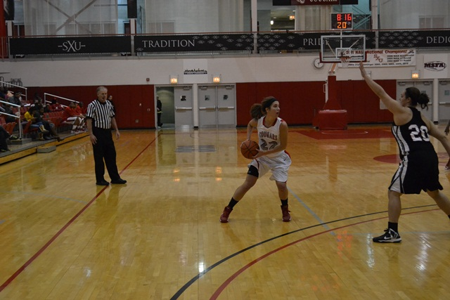 Saint Xavier vs. Indiana University-South Bend  - Photo 33