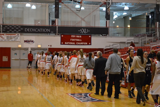Saint Xavier vs. Indiana University-South Bend  - Photo 43