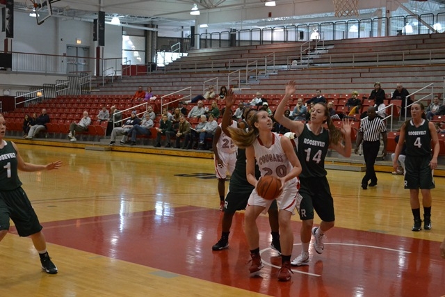 Saint Xavier vs. Roosevelt University (Ill.) - Photo 4