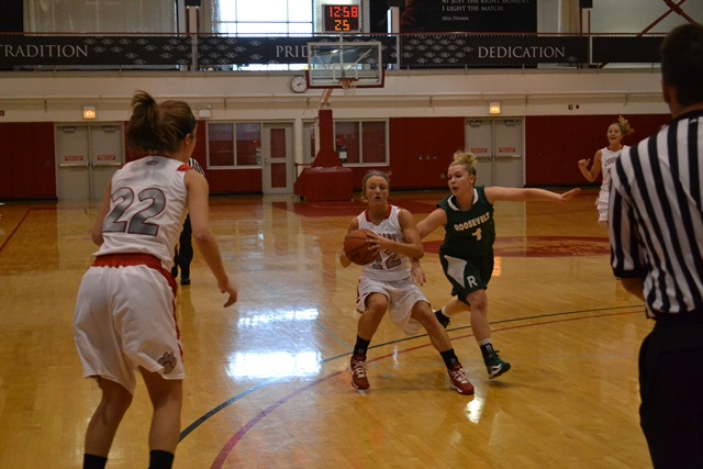 Saint Xavier vs. Roosevelt University (Ill.) - Photo 6
