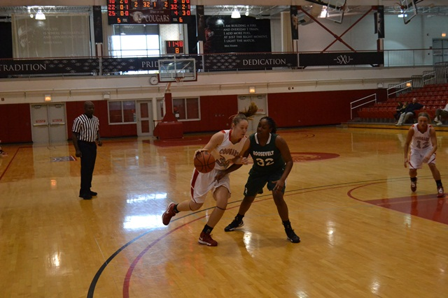 Saint Xavier vs. Roosevelt University (Ill.) - Photo 8