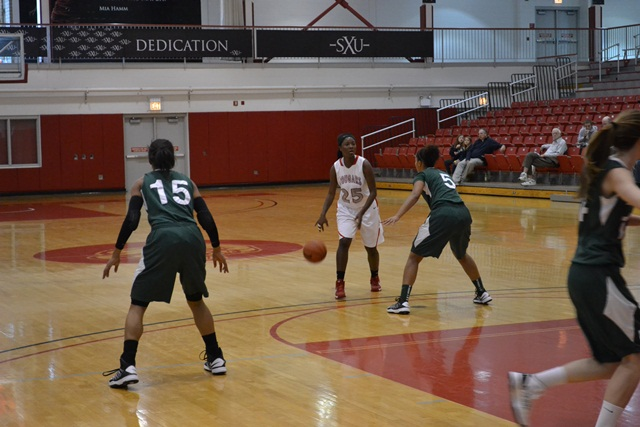 Saint Xavier vs. Roosevelt University (Ill.) - Photo 9