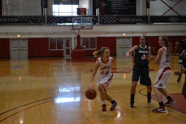 Saint Xavier vs. Roosevelt University (Ill.) - Photo 12