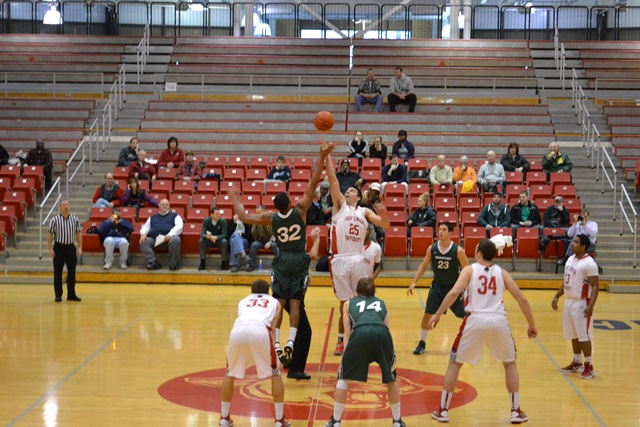 1st Saint Xavier vs. Roosevelt University (Ill.) Photo