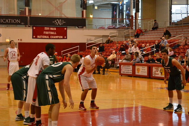 2nd Saint Xavier vs. Roosevelt University (Ill.) Photo