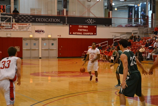 3rd Saint Xavier vs. Roosevelt University (Ill.) Photo