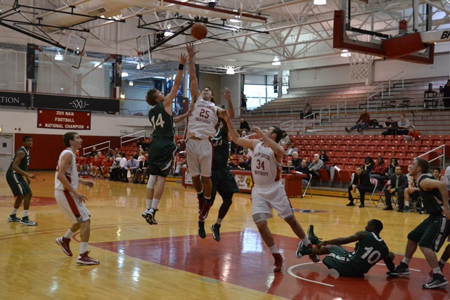 7th Saint Xavier vs. Roosevelt University (Ill.) Photo